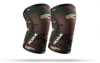 ROGUE 3MM KNEE SLEEVE - PAIR наколенники Rogue Fitness
