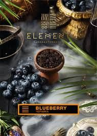 Табак Element Blueberry Черника Земля 200 гр