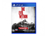 Игра для PS4 - Evil Within