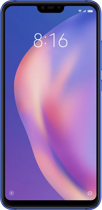 Xiaomi Mi8 Lite 6/64Gb Blue (Global)