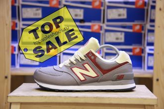 New Balance 574 Rugby Pack Gray размеры 40