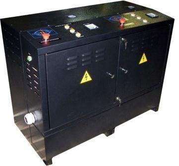 Мощный производственный электрический парогенератор 500 кг пара