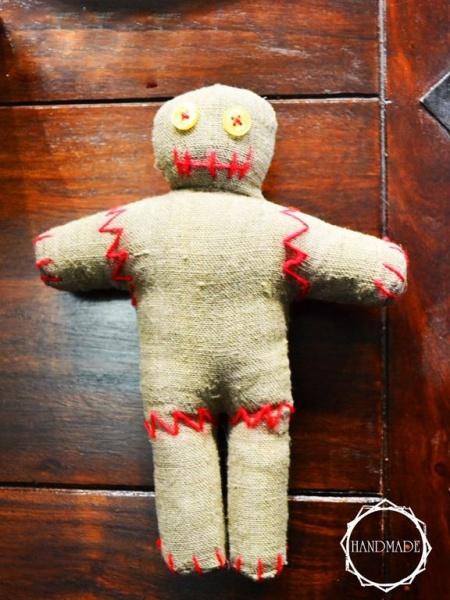 приворот как сделать куклу вуду на человека