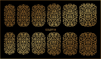 № GOLD118