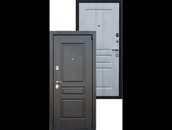 Стальная дверь асд «Гермес NEW»  Сосна белая