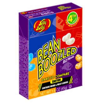 Бобы Bean Boozled Jelly Belly 4d