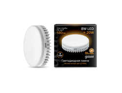 Gauss LED 8w 830/840 GX53