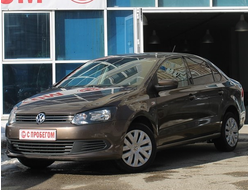 Volkswagen Polo Style 1.6 MPI MT (105 л.с.) 2015 год