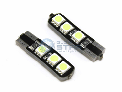 Светодиод габаритный T10-6 SMD5050 two side