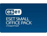 ESET Small Office Pack Базовый newsale for 3 users ( NOD32-SOP-NS(KEY)-1-3 )