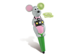 Hot dots pen mouse