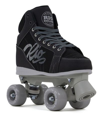 Rio Roller - Lumina Black/Grey (UK 3)