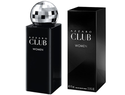 Женские AZZARO CLUB WOMEN EDT 100 ML арт-1312