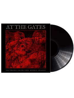 At The Gates - To Drink From The Night Itself - vinyl
