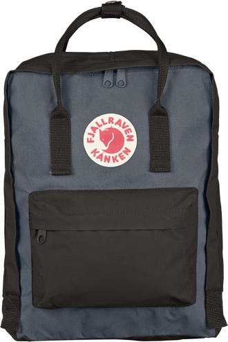 Рюкзак Fjallraven Kanken Graphite Black (Mini)