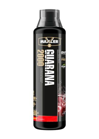 (Maxler) Energy Storm Guarana 2000 - (500 мл)