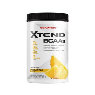 (Scivation) BCAA Xtend - (400 гр) - (лимон)