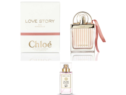 Chloé - Love Story Pure Royal 807 50мл