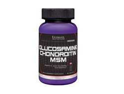 Ultimate Nutrition Giucosamine&Chondroitin MSM 90 таб.