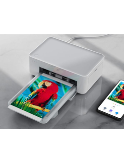 Фотопринтер Xiaomi Mijia Photo Printer