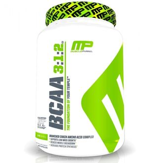 BCAA 3:1:2 MusclePharm 240 caps