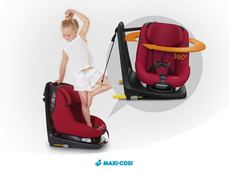Maxi-Cosi Axiss Fix plus