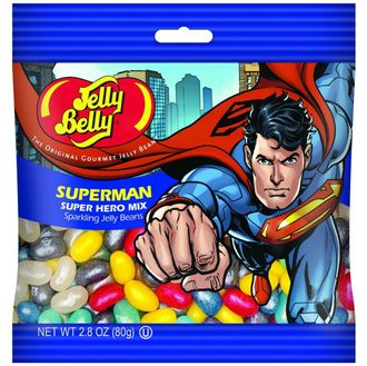 Бобы Jelly Belly Superman