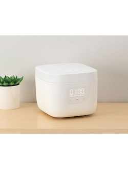 Рисоварка мультиварка Xiaomi Heating Rice Cooker (Wi-Fi, 1.6L) DFB201CM