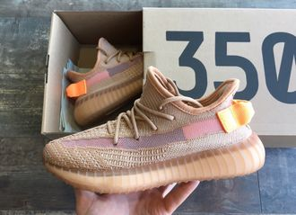 Кроссовки Adidas Yeezy Boost 350 V2 Clay