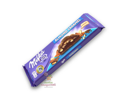 Milka с Миндалем и карамелью- Лавка Сладостей SweetBit