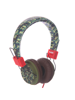 Наушники True Spin Basic Headphone Camo