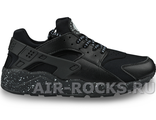 NIKE AIR HUARACHE Black/White (Euro 43) HR-026