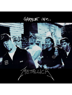 Metallica Garage Inc. 2-CD