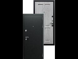 Стальная дверь асд «Прометей 3D» Сосна белая