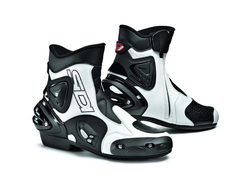 БОТИНКИ SIDI APEX BLACK/WHITE. 43