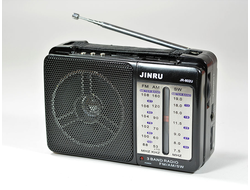 Радио USB Jinru JR-801U, 802U