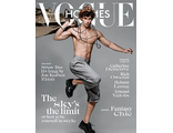 Vogue Hommes Magazine № 27 Spring-Summer 2018 Elliot Meeten Cover Иностранные журналы Photo Fashion