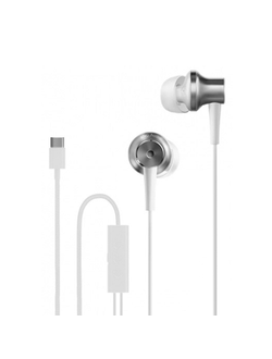 Наушники Xiaomi Mi ANC Type-C In Ear Earphones, белые