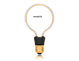LED SP-SR 4W E27 240V 300Lm 2200K
