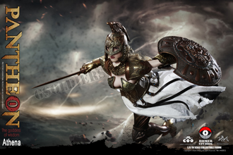 Афина ФИГУРКА 1/6 scale DIE-CAST ALLOY 1/6 PANTHEON ATHENA GODDESS OF WISDOM HS001 COOMODEL X HOMER