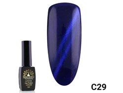 Гель-лак Global Fashion cat eye C29