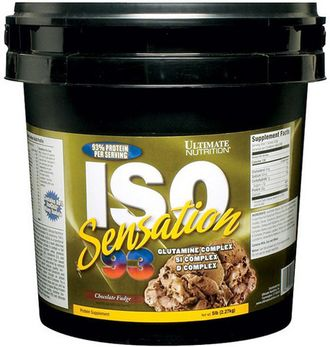 ISO Sensation  93 Ultimate Nutrition 2.2 кг