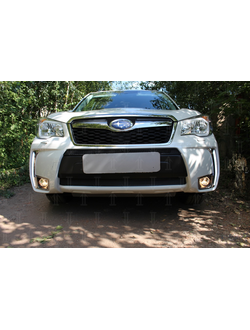 Защита радиатора Premium Subaru Forester (US Version) 2012-нв. Код: P167