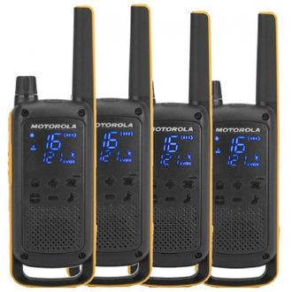 Рация Motorola Talkabout T82EXT QUAD