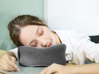 Массажная подушка Xiaomi Lefan LF-TJ001 massage sleep neck pillow