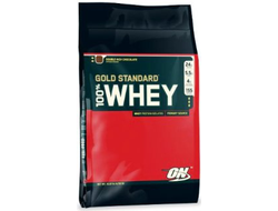 ON 100% Whey Gold Standard 4,54 кг