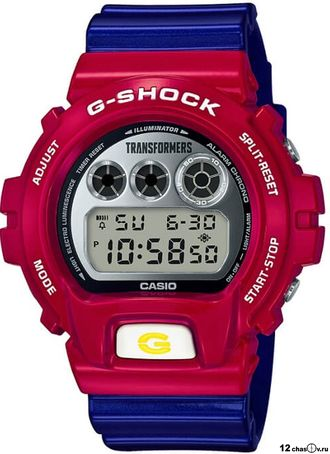 Часы Casio G-Shock DW-6900TF-SET
