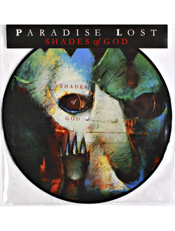 PARADISE LOST Shades of God LP picture