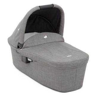 Люлька Joie Ramble Carry cot для Litetrax 4 (Foggy Gray)