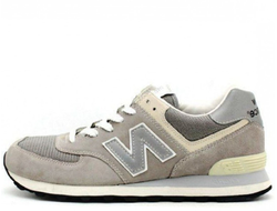 Унисекс New Balance 574 Biege/White